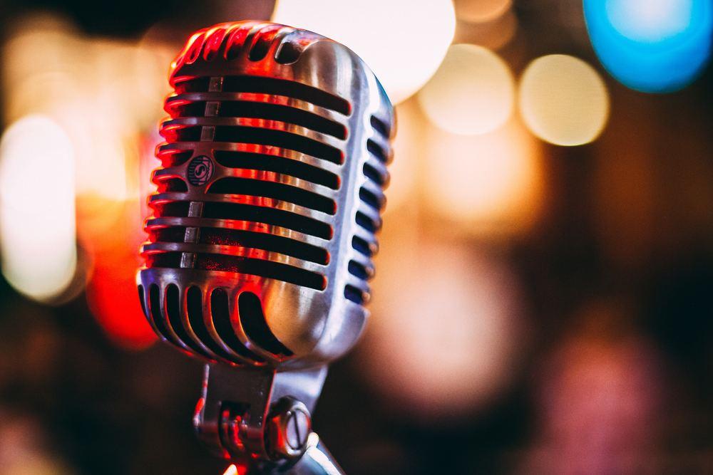 Finn din nye mikrofon online i dag