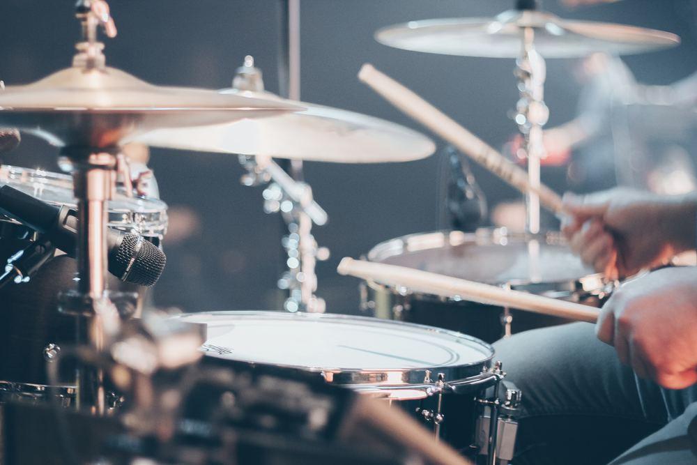 Trommer er et meget populært instrument